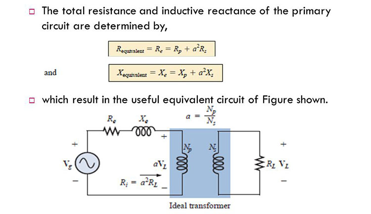 Equivalent Reactance