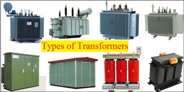 Types Of Transformers