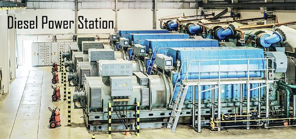 What Is Diesel Power Station